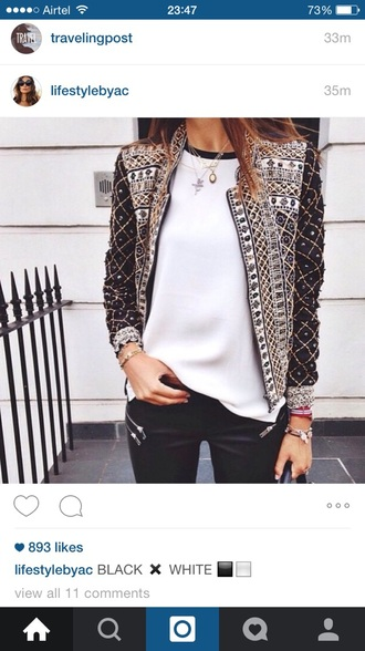jacket hermes black gold sparkle chanel blazer royal hot embellished