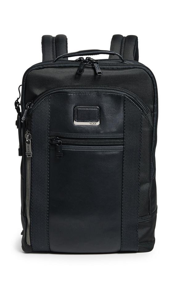Tumi Alpha Bravo Davis Backpack in black