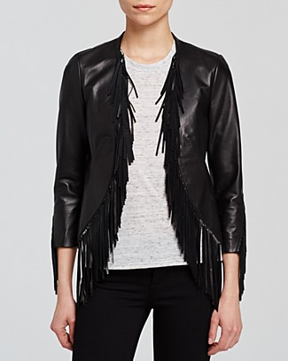 Rebecca Minkoff Jacket - Ace Leather | Bloomingdale's