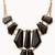 Angular Gemstones Necklace | FOREVER21 - 1015035866