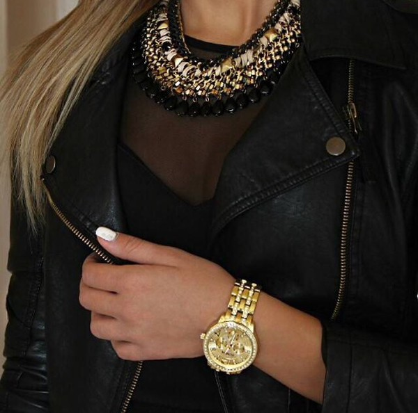 Jewels: jewelry, gold jewelry, gold jewelry, gold necklace ...
