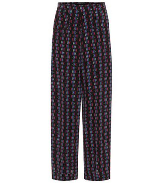 ETRO culottes silk pants
