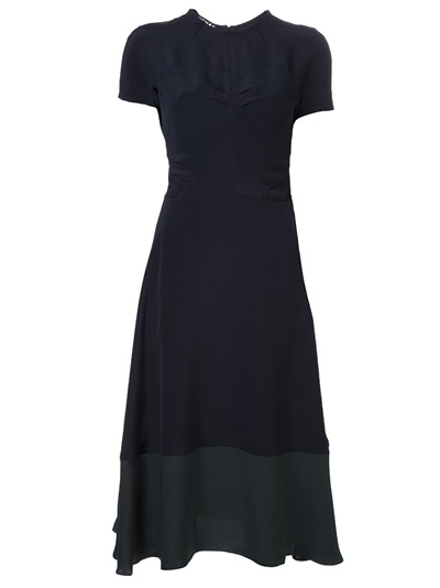 Rochas Midi Dress - Laboratoria - Farfetch.com