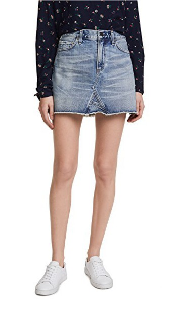 CITIZENS OF HUMANITY miniskirt skirt