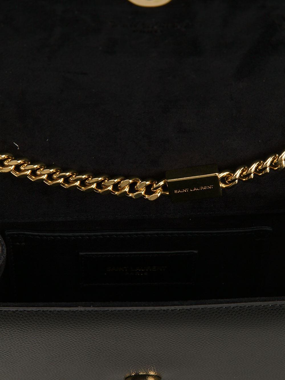 Saint Laurent 'monogramme' Shoulder Bag -  - Farfetch.com