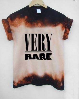 t-shirt shirt tie dye tie dye shirt quote on it ombre bleach dye
