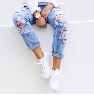 jeans ripped jeans denim style helpmefind comment