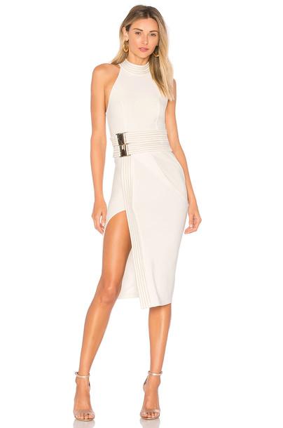 Zhivago dress white