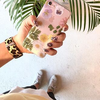 phone cover yeah bunny daisy floral flowers