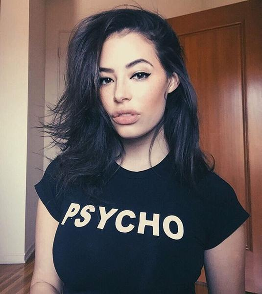 PSYCHO Short Sleeve T-Shirt