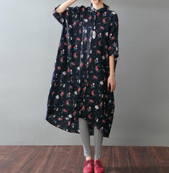 dress long shirt maxi dress