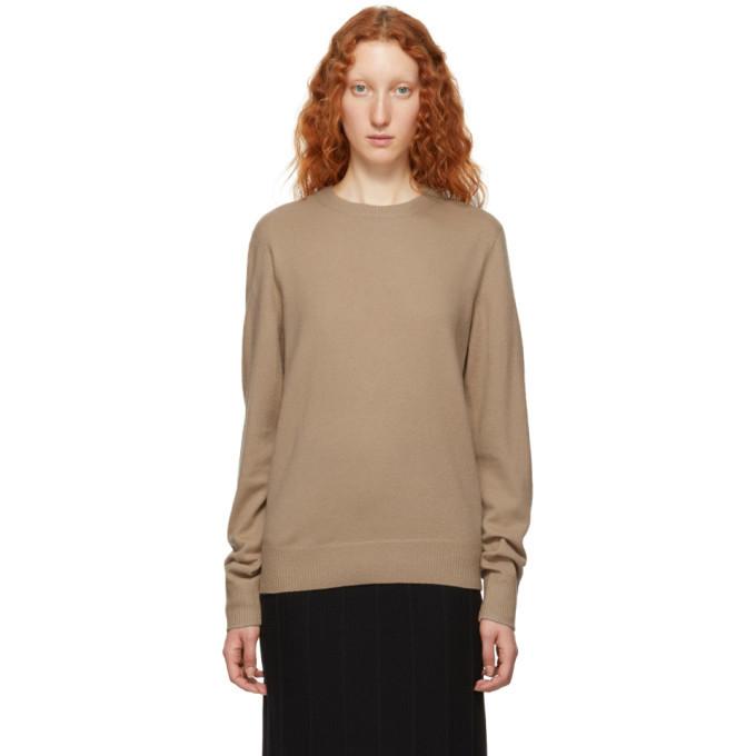 A.P.C. A.P.C. Beige Han Sweater
