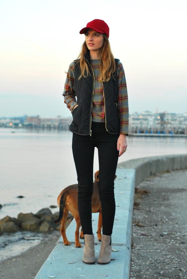 jess style rules t-shirt jeans shoes bag jacket coat
