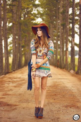 fashion coolture dress bag jewels hat shoes