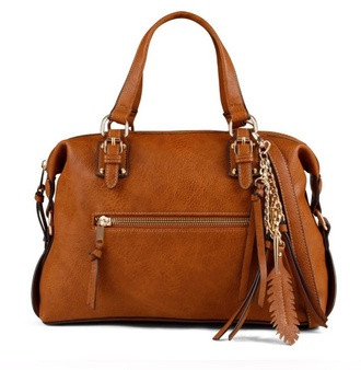 bag sac ? main camel pretty swag marrons