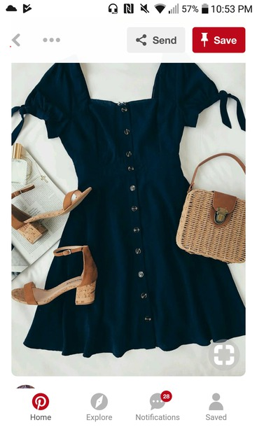 dress navy dress navy short dress