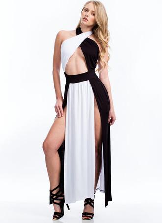 maxi dress bodycon dress amazing flawless slit dress sexy dress