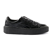 wholesale dealer d6757 cedc2 PUMA by Rihanna Creeper Cracked Leather, buy it @ www.puma.com
