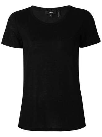 t-shirt shirt pocket t-shirt black top