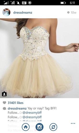 dress stunning prom dress beautiful