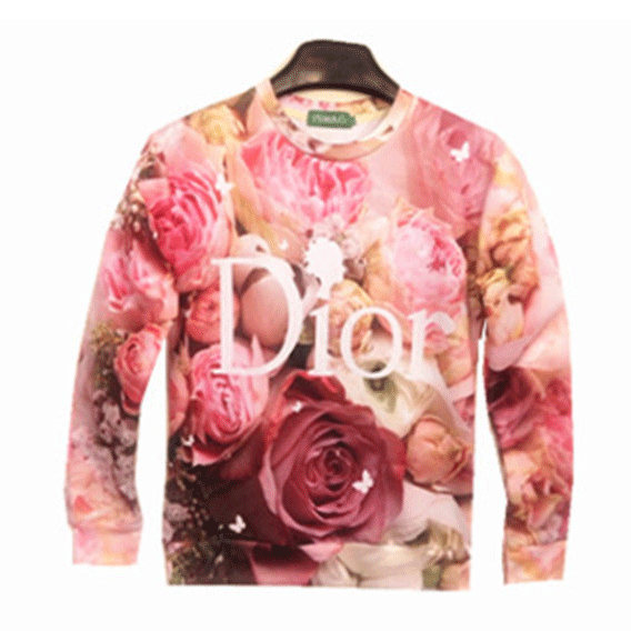 Rose 3d printed sweatshirt women pullover crewneck fashion sweatshirts crewneck pullovers 3d moletons printed sweatshirt women