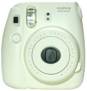 Amazon.com : New Model Fuji Instax 8 Color White Fujifilm Instax Mini 8 Instant Camera : Instant Film Cameras : Camera & Photo