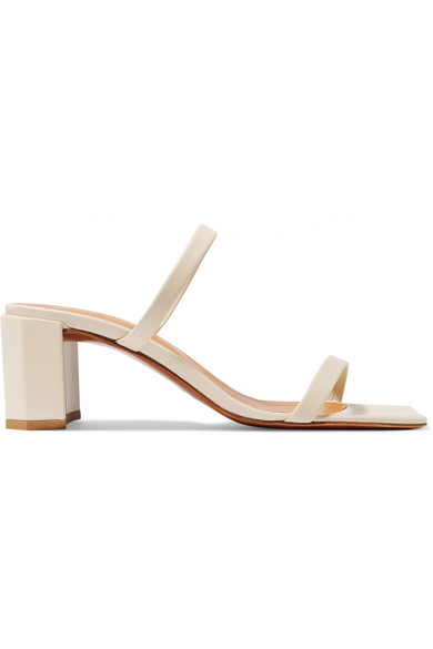 BY FAR - Tanya leather sandals