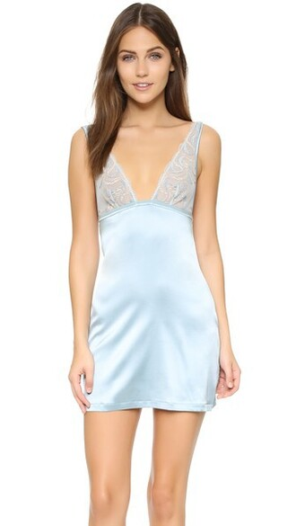 blue beige underwear