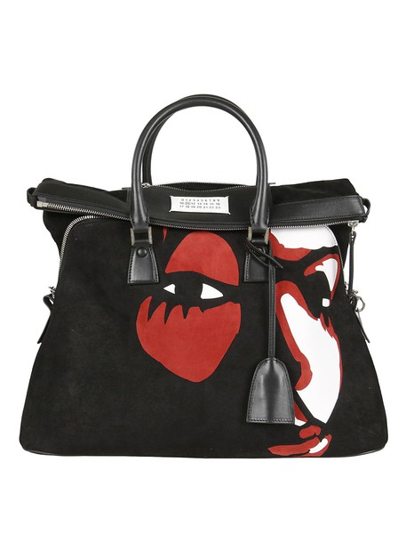 MAISON MARGIELA print bag