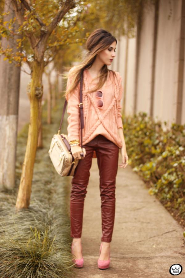 fashion coolture blogger bag