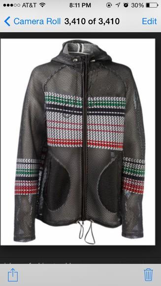chris brown jacket