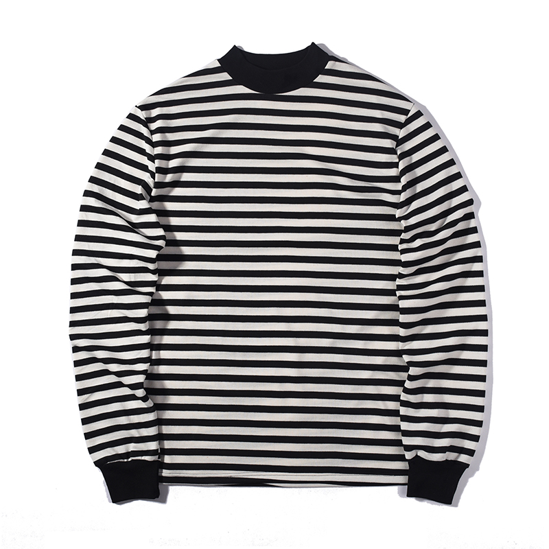 black and white long sleeve shirt mens