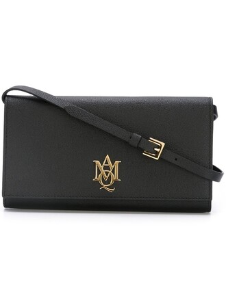 women pouch black bag