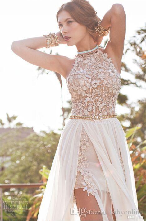 chiffon prom dress short