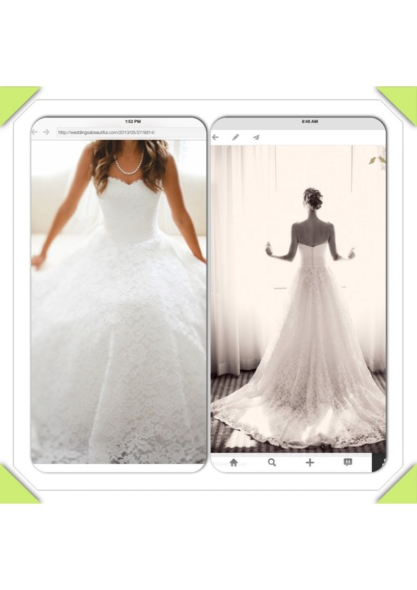 dress lace wedding dress