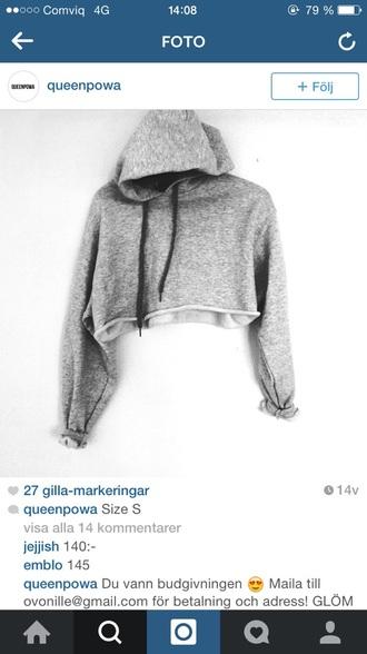 sweater grey cool grey sweater tanktop hoodie grey hoodie