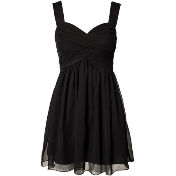 straps black dresses layers heart-shape dress