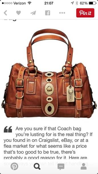 bag coach