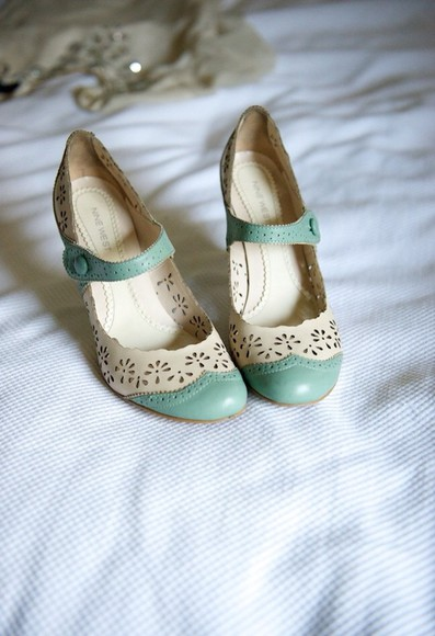 shoes cute mint nine west shoes lace