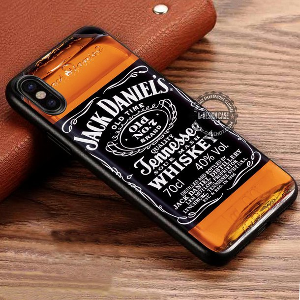 Phone Cover, Jack Daniel's, Whiskey, Iphone Cover, Iphone