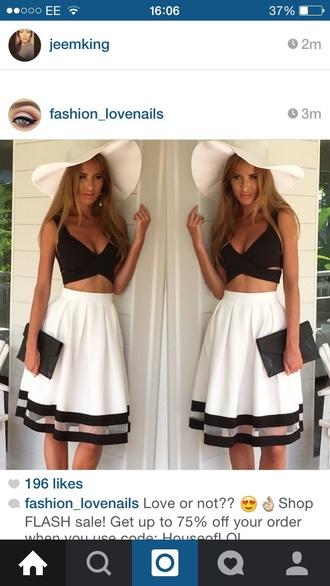 skirt races black skirt white skirt flowy skirt