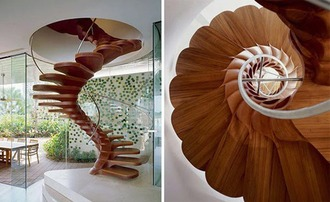 home accessory stairs wood home decor