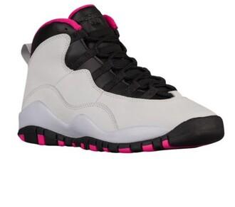 shoes jordan 10s gs jordans black and white