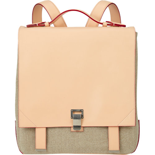 Proenza schouler ps large backpack at barneys.com