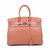 HERMES AUTHENTIC BIRKIN 35 BAG TASCHE SWIFT PALLADIUM | eBay