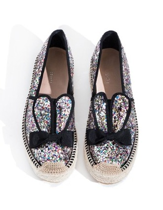 shoes sequins summer shoes spring shoes flats cute flats pixie market pixie market girl cute glitter shoes espadrilles sequin shoes