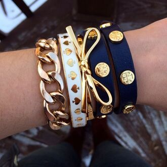 jewels leather bracelet bracelets tory burch