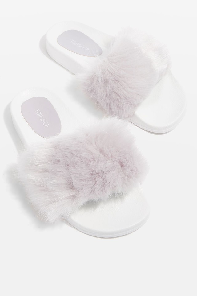 Where To Buy Fur Slides For Summer Wheretoget