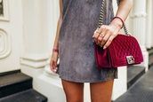 bag,tumblr,red bag,velvet,velvet bag,chanel,chanel bag,ring,accessories,Accessory,jewels