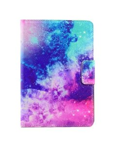 Amazon.com: JBG Ipad Mini Lovely Colorful Painting Premium PU Leather Shell Case With Stand Protective Cover for Apple Ipad Mini (Style 4): Cell Phones & Accessories